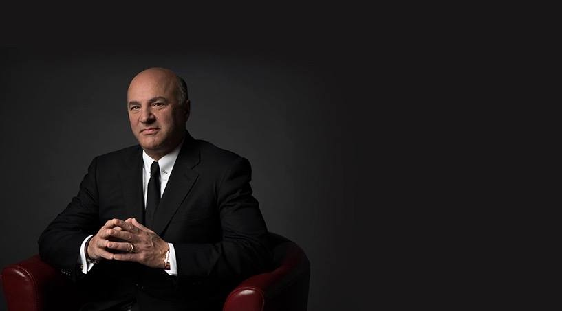 Kevin O'Leary officially announces his run for Conservative Party leadership (VIDEO)