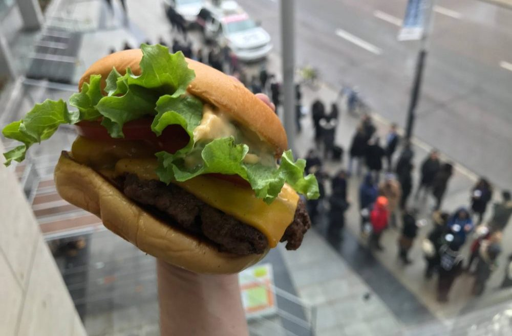 This is what you're missing at Shake Shack's Toronto pop-up right now (PHOTOS)