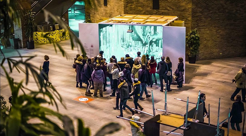 An underground art festival is coming to Montreal