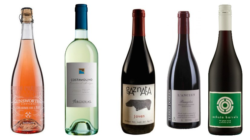 New wines new year