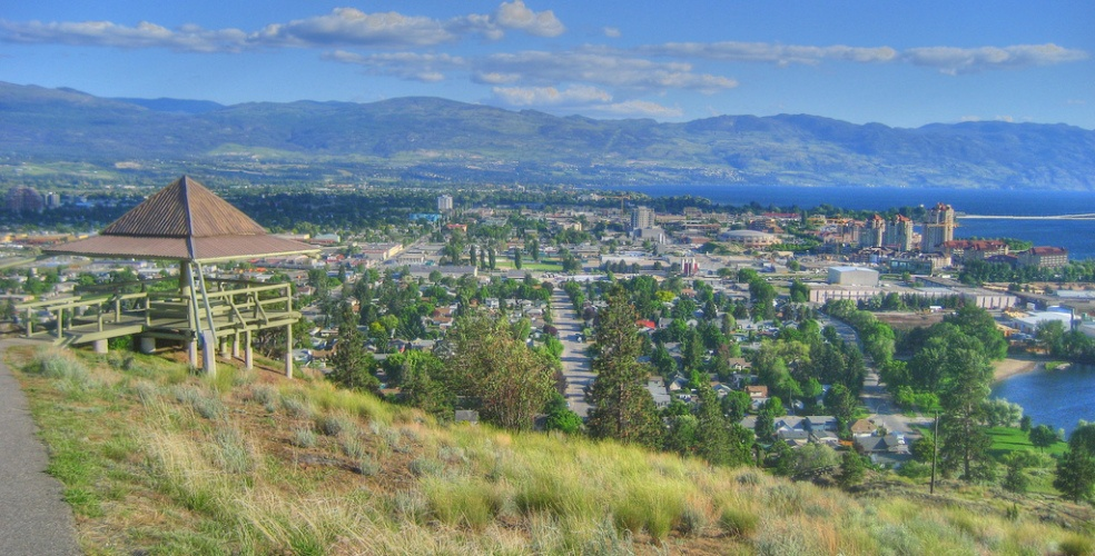 6 best places in Kelowna to act like a local