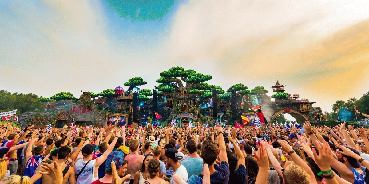 Vancouver label Monstercat partners with music festival giant Tomorrowland