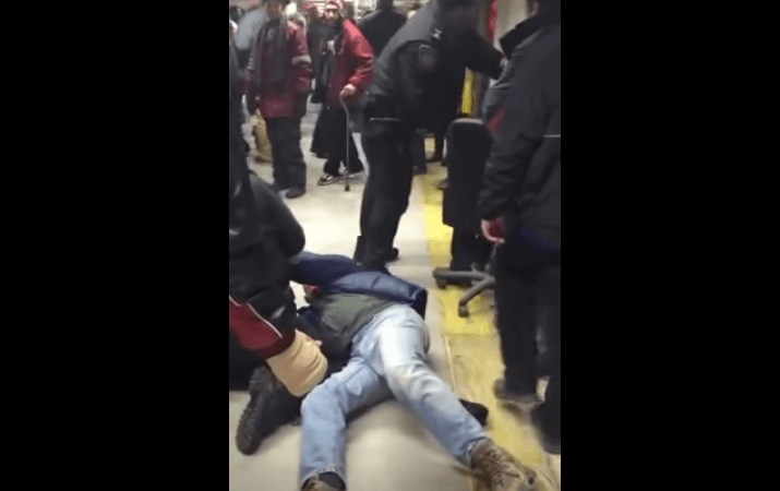 Father and son in violent confrontation file $4 million lawsuit against the TTC