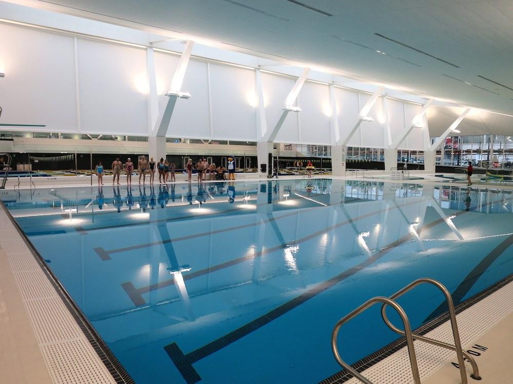 University of british columbia aquatic centre