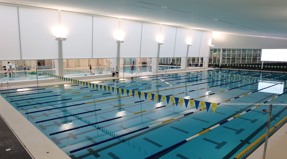 Fasten your goggles: 19 photos of the new $39-million UBC Aquatic Centre