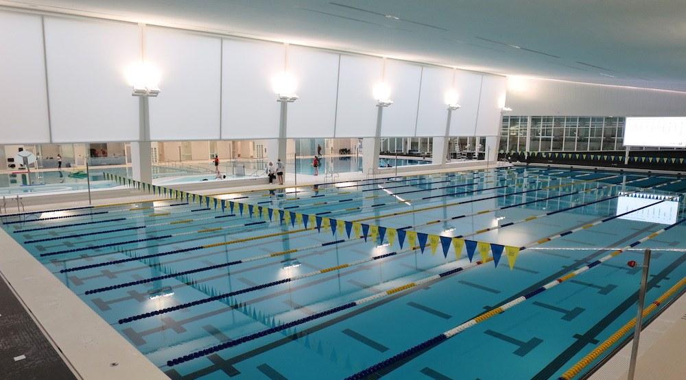 Ubc aquatic centre ubc pool 18 f