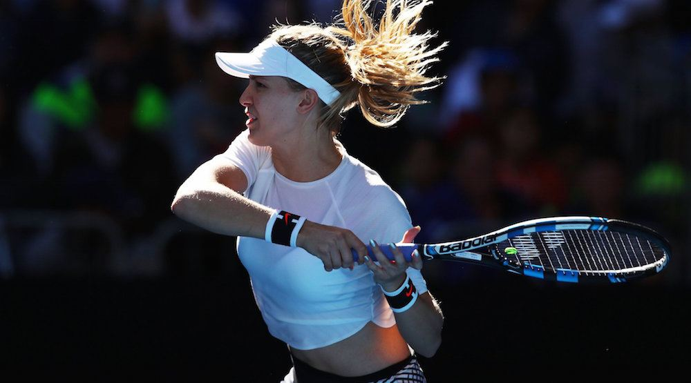 Genie Bouchard: Sharapova is a cheater and shouldn't be allowed to play tennis again