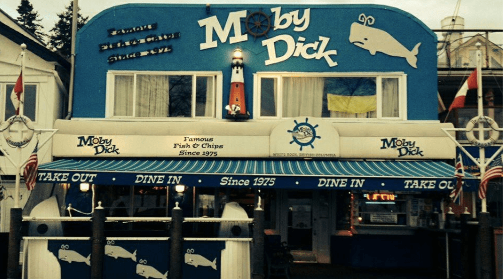 Moby Dick restaurant rejected by Vancouver strata because of 'offensive' name