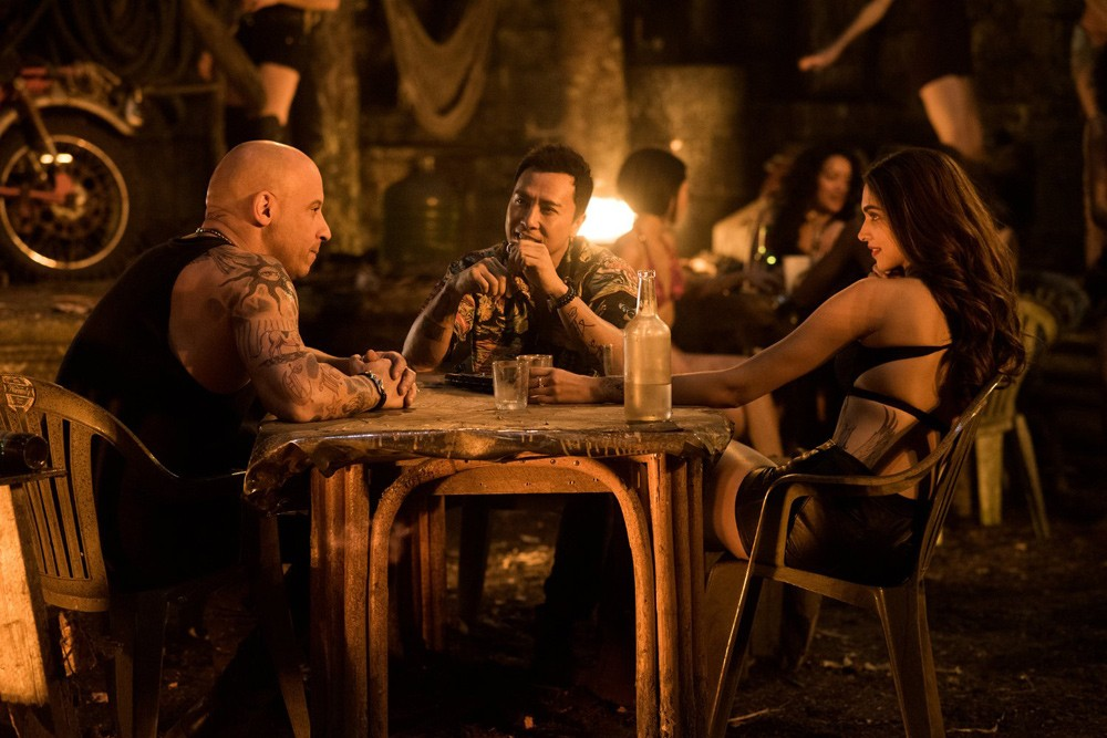 Vin Diesel in xXx Return of Xander Cage - Movie Review - Daily Hive