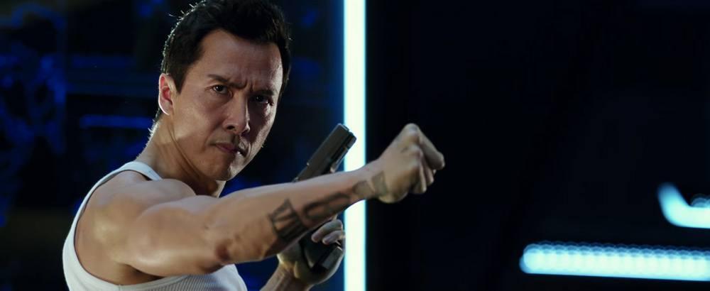 Donnie Yen - xXx: Return of Xander Cage - Movie Review