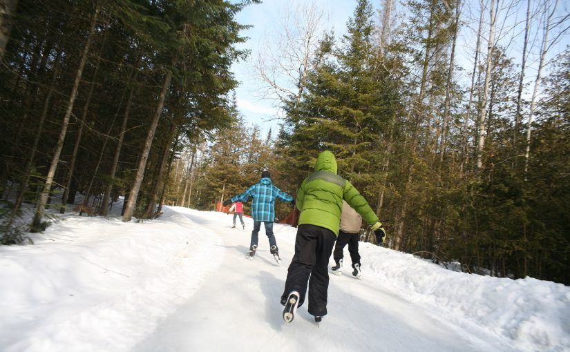 This ice trail 3 hours from Toronto is one of Ontario's best-kept winter secrets