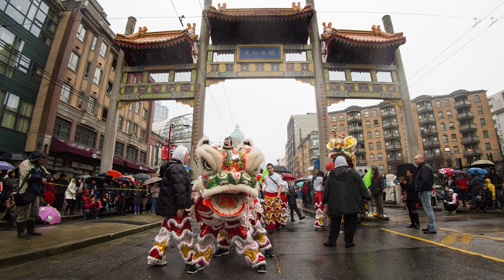 Chinese new year parade vancouver 2016