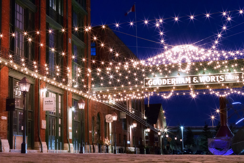 Two major real estate developments approved for the Distillery District