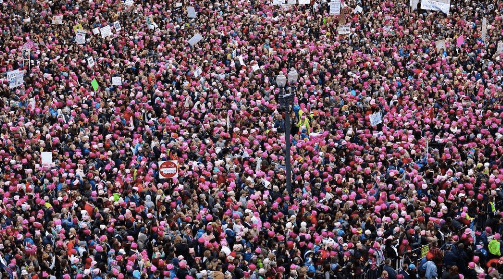 Women's March Calgary planned for January 20, 2018