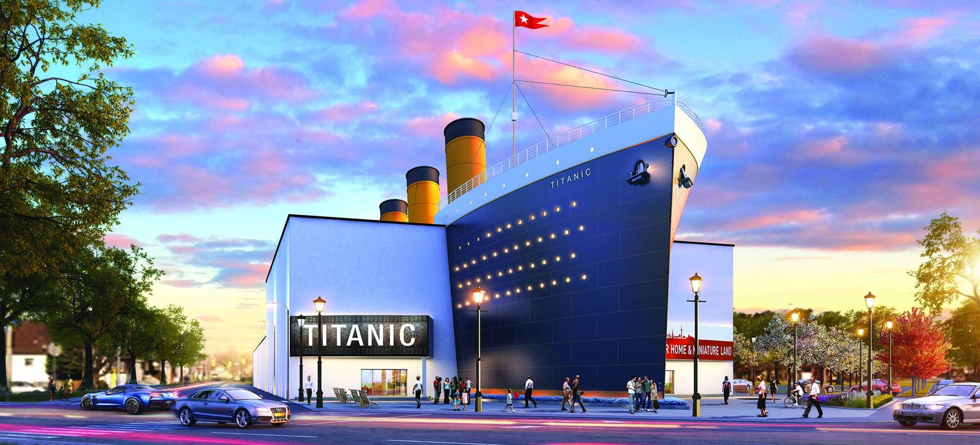 Exciting and interactive Titanic museum set to launch next year in Niagara Falls