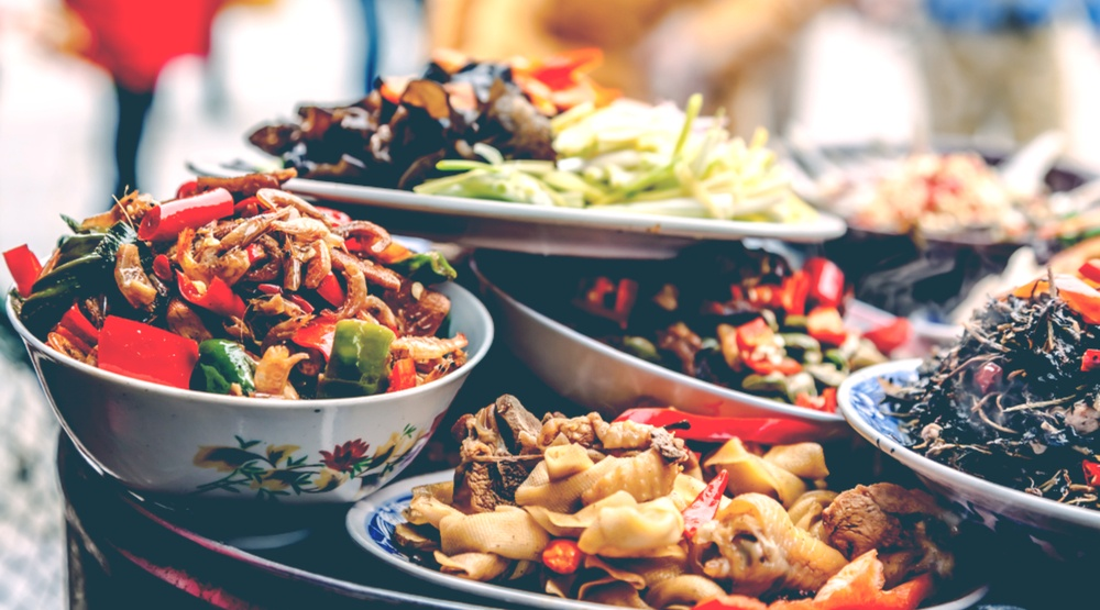 Chinese food shutterstock