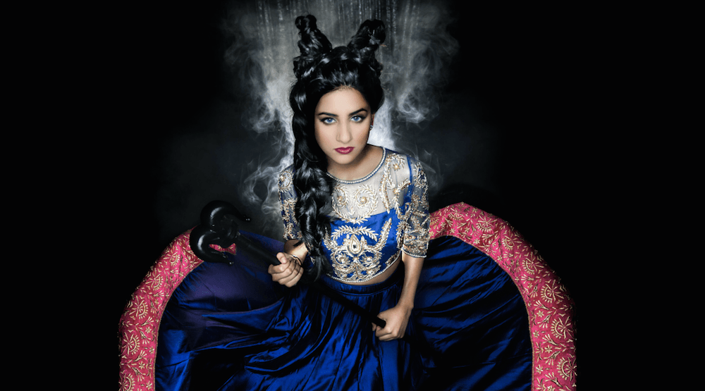 Disney villains reimagined with an Indian twist in Vancouver (PHOTOS)