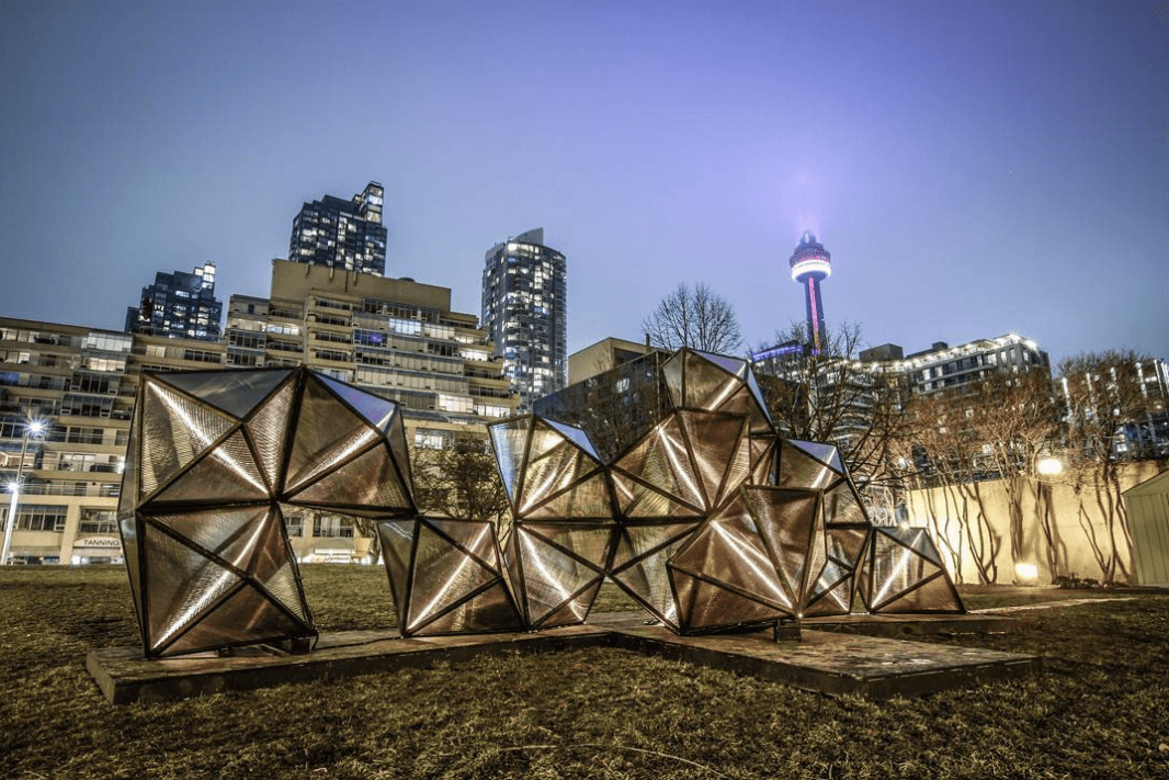 15 awesome photos from Toronto's new winter waterfront exhibit