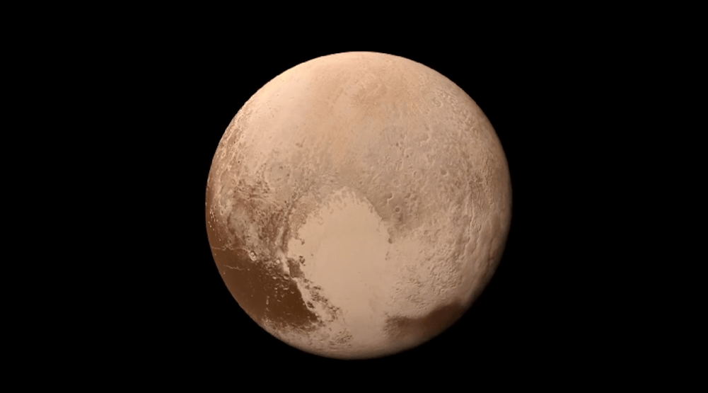 nasa images of pluto - photo #18