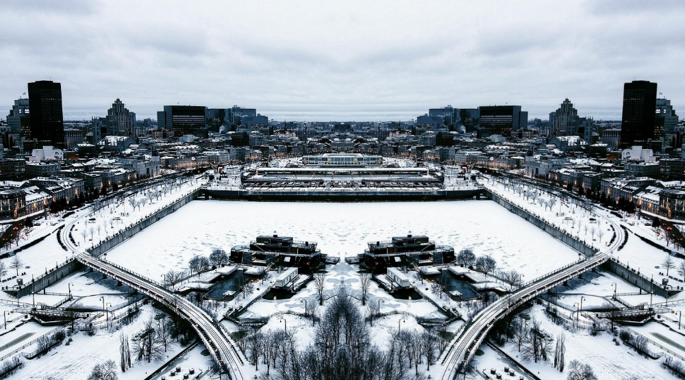 28 icy photos from Montreal's snow storm