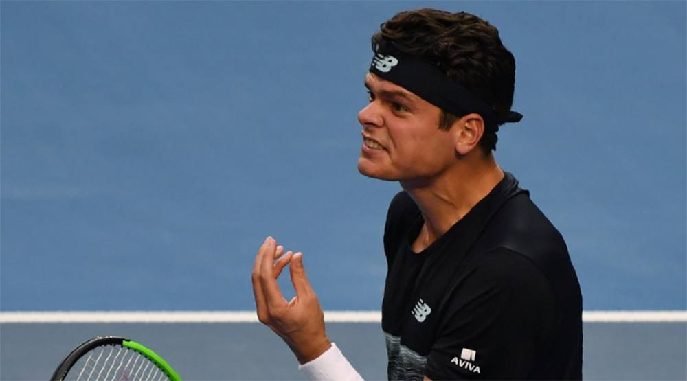 Raonic loses to Nadal in Australian Open quarter-final