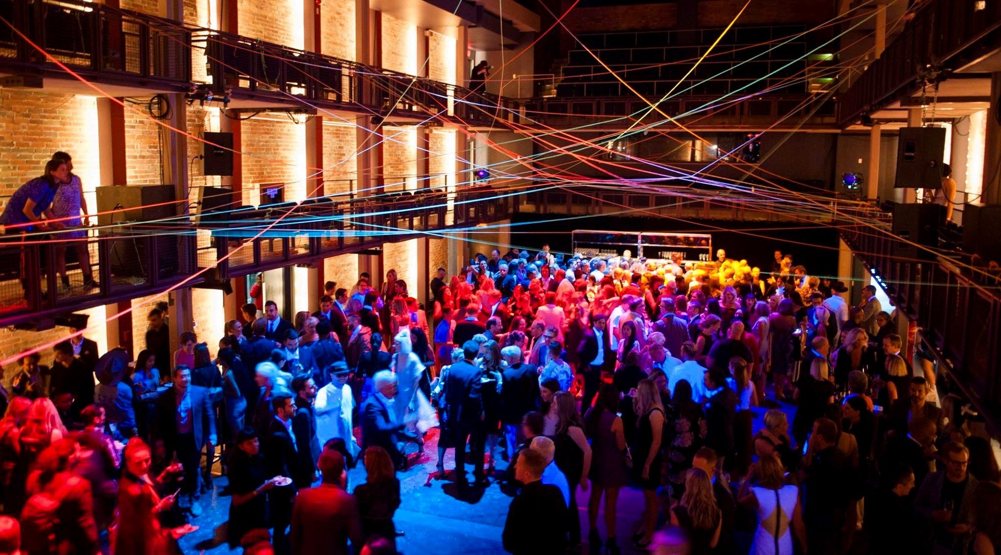Toronto's Power Plant winter opening party is this Friday