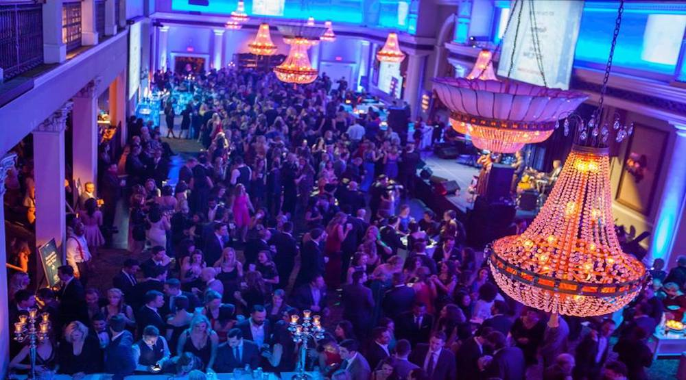motionball's annual Toronto gala is back with an old Hollywood theme