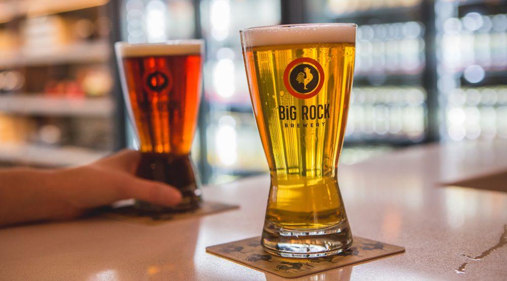 big rock brewhouse