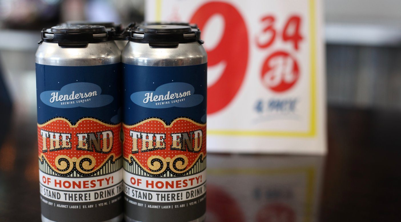 A Toronto brewery just released an Honest Ed's beer