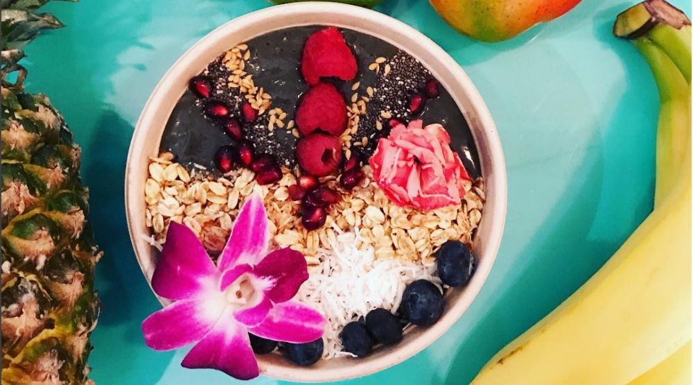 Calii love smoothie bowl