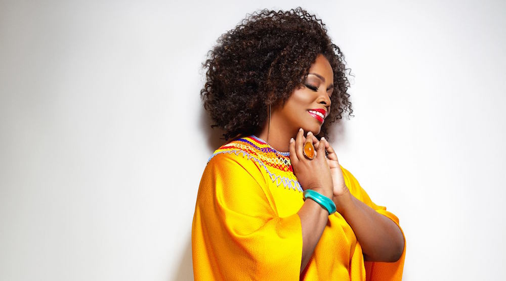 Grammy winner Dianne Reeves concert 2017 at Arts Commons