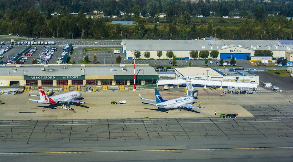 Record year for passenger numbers at Abbotsford International Airport