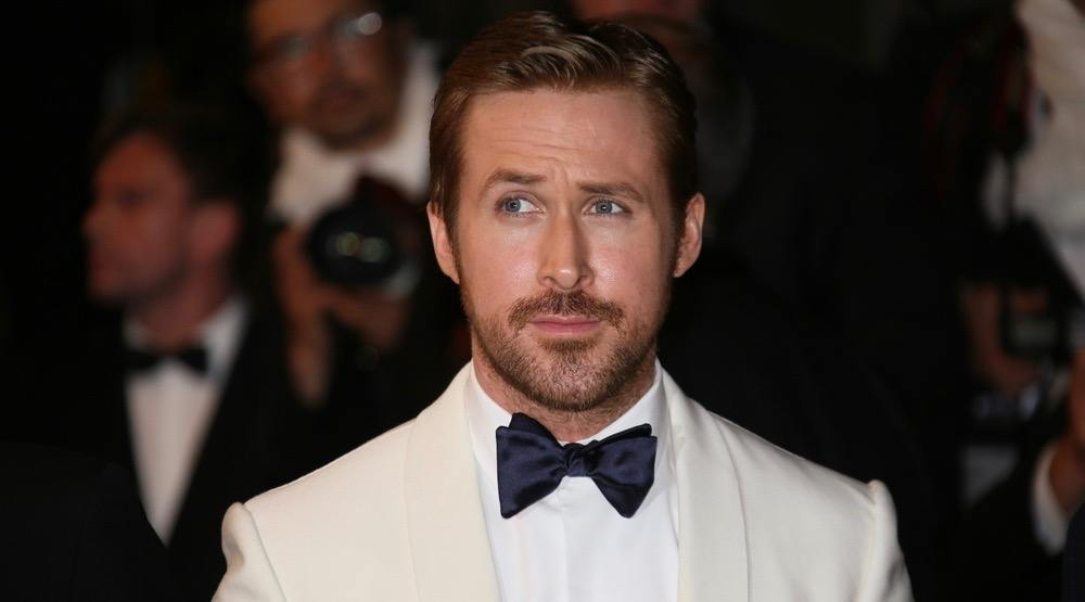Ryan Gosling Wax figure