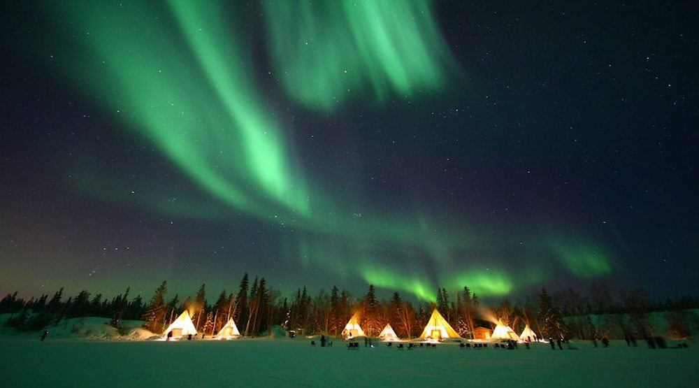 The Northwest Territories is giving away 150 free flights to visit them in 2017