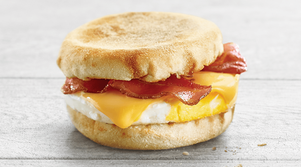 A w breakfast sandwich fb