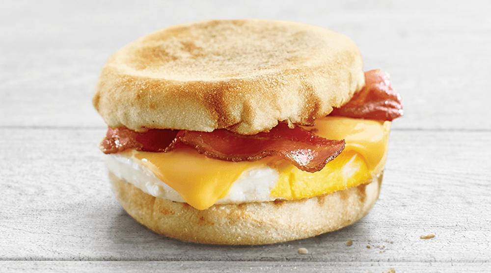 A w breakfast sandwich fb
