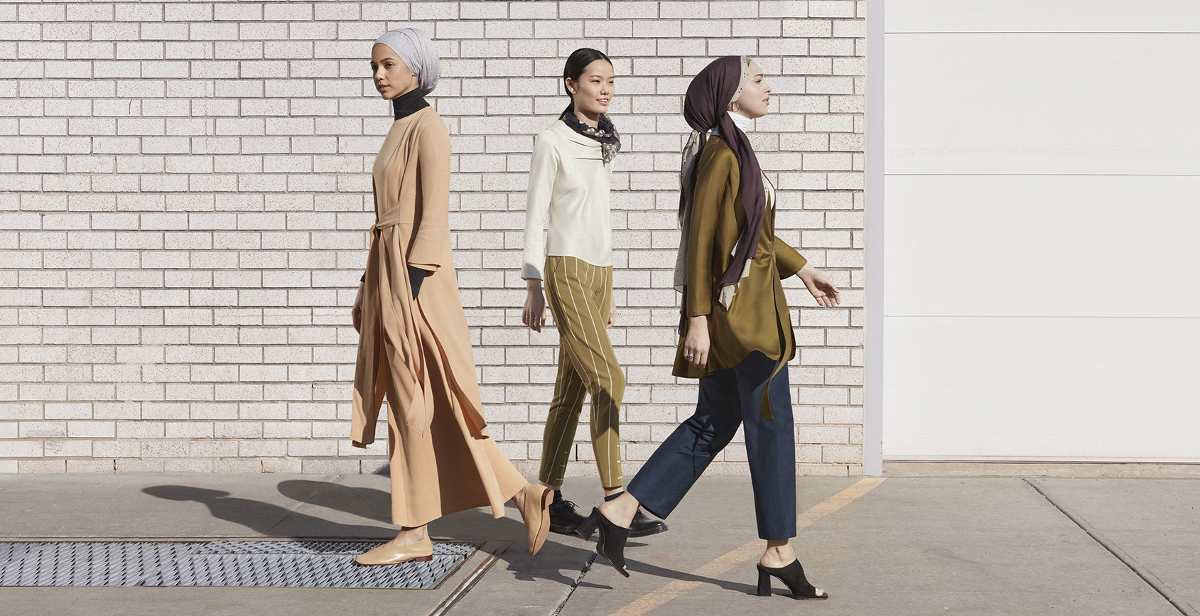 Uniqlo launching new women's line that includes hijabs and tunics (PHOTOS)