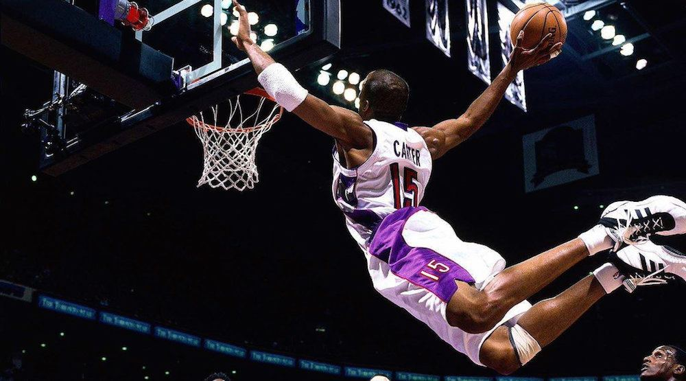 40 Vince Carter dunks you've never seen before (VIDEO)