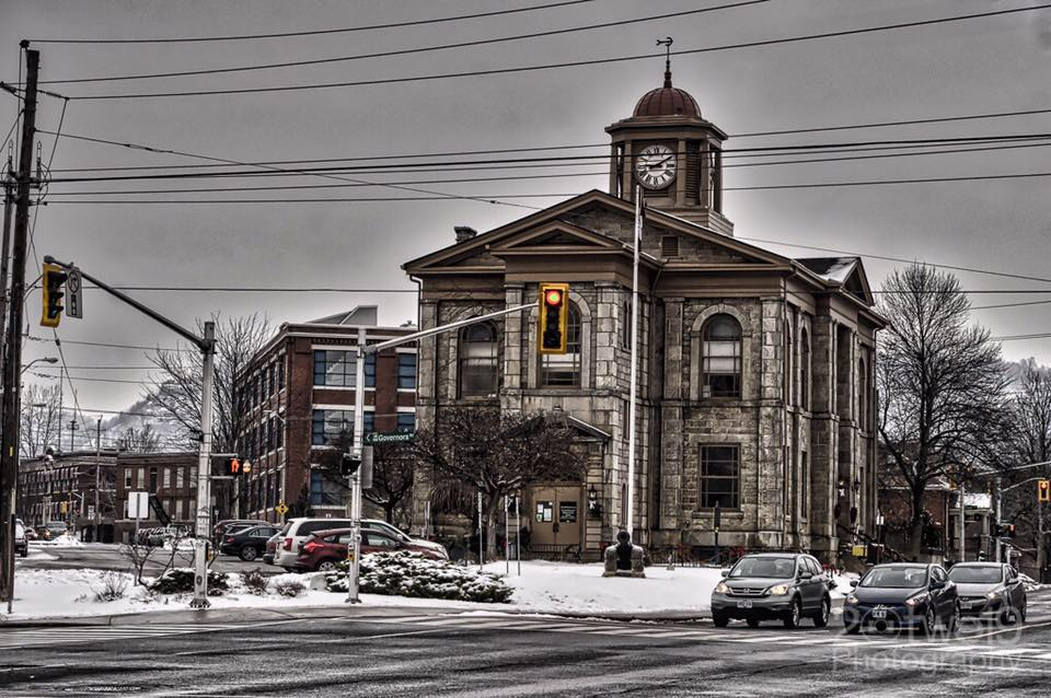 dundas ontario winter