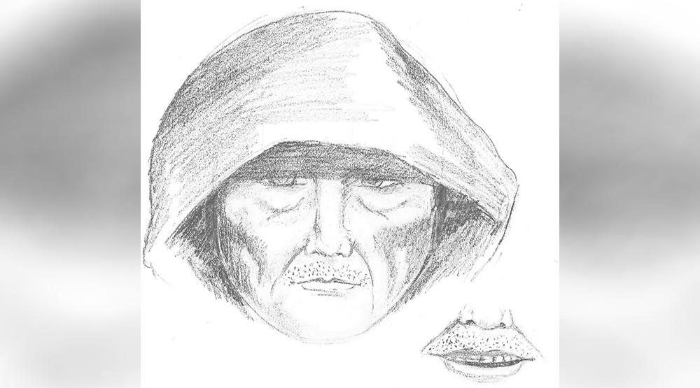 Sketch released of suspect sought by Surrey RCMP in suspicious van incident