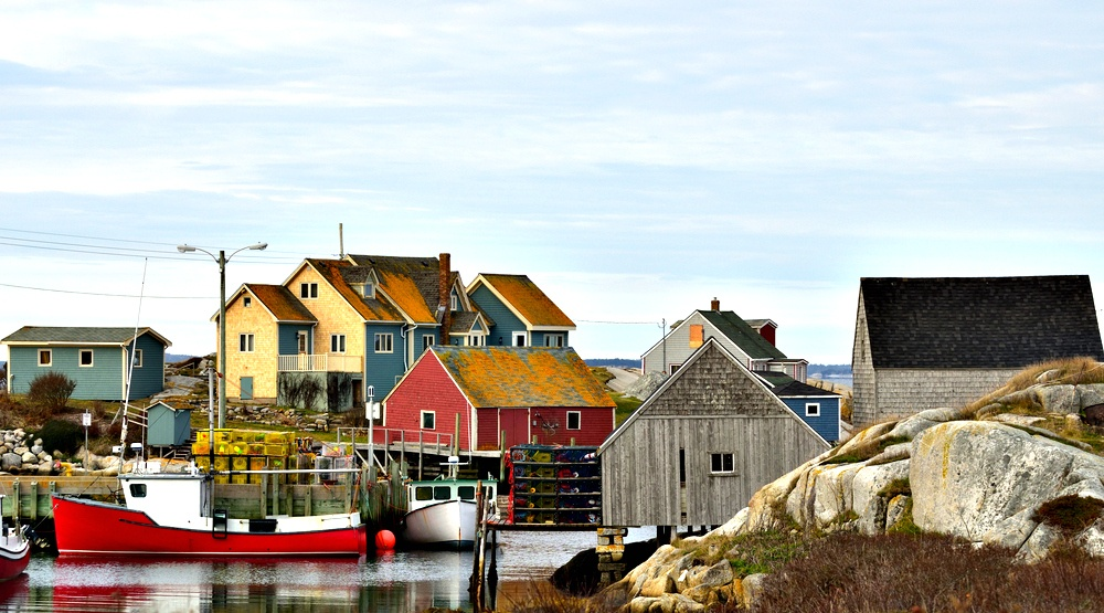 You can now travel from Montreal to the Maritimes for $58