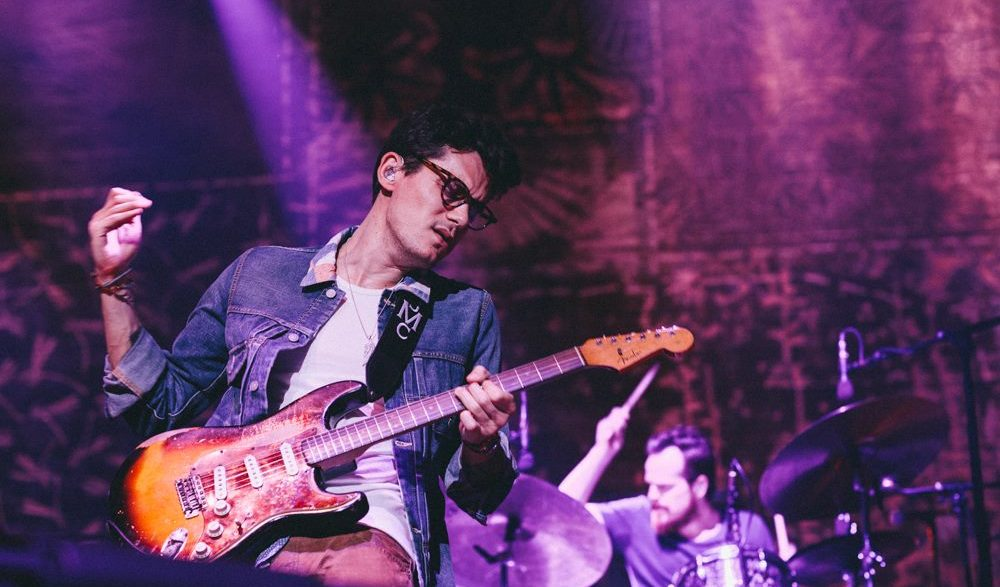 john mayer vancouver april 2017 concert at rogers arena listed