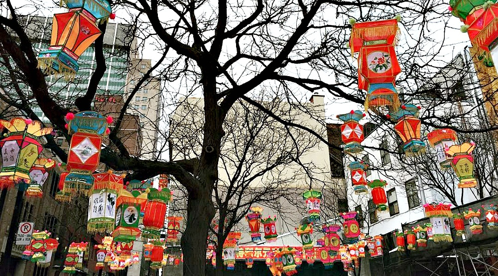 20 photos from Montreal's Chinese New Year Celebrations