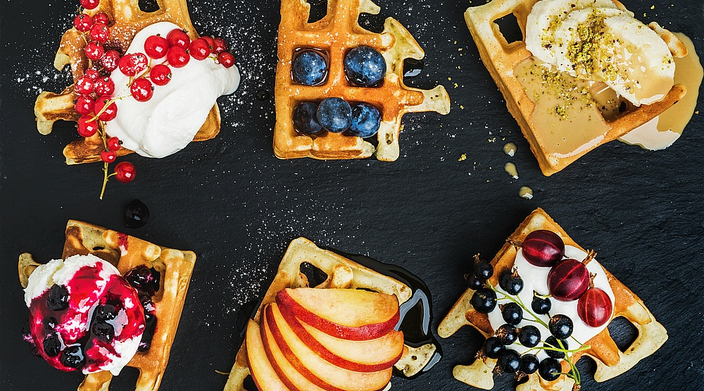 Montreal has a restaurant entirely dedicated to waffles
