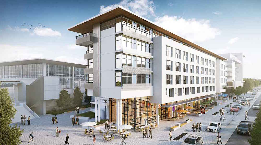 7 new food venues will open in UBC's U Boulevard neighbourhood