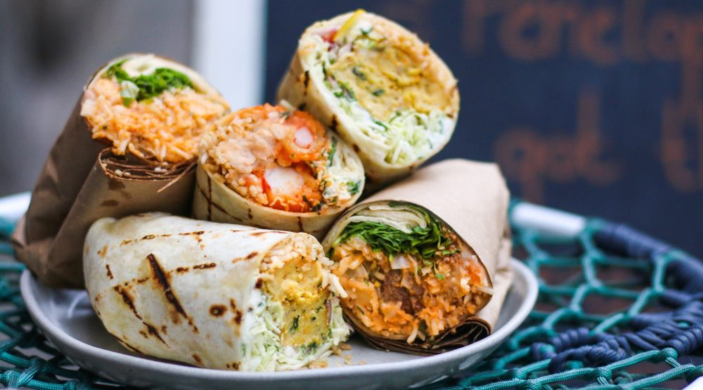 Tacofino Gastown's Burrito Bar just upped their game (if that's even possible)