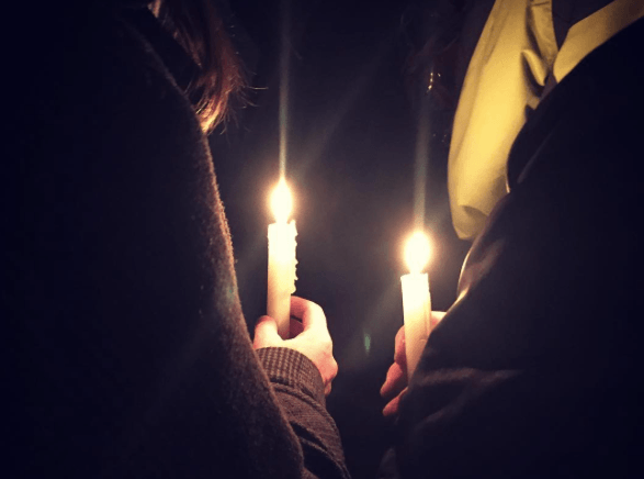 20 photos and videos from last night's Vancouver vigil honouring Quebec City attack victims