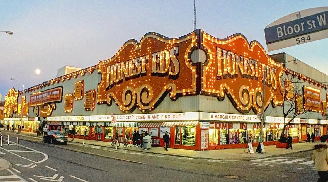 Tickets are now on sale for the Honest Ed's Farewell party