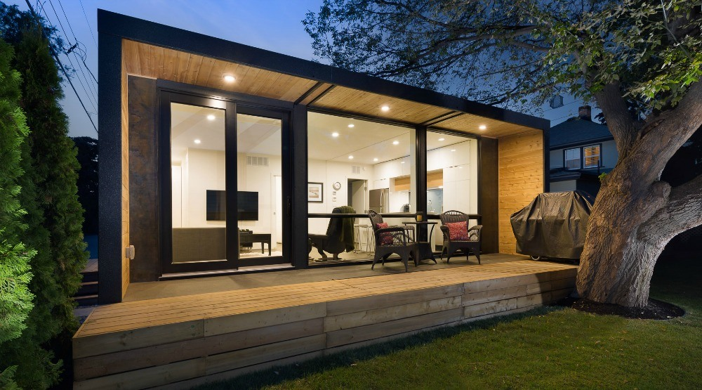 Revolutionizing small-space living: Honomobo brings in shipping container homes