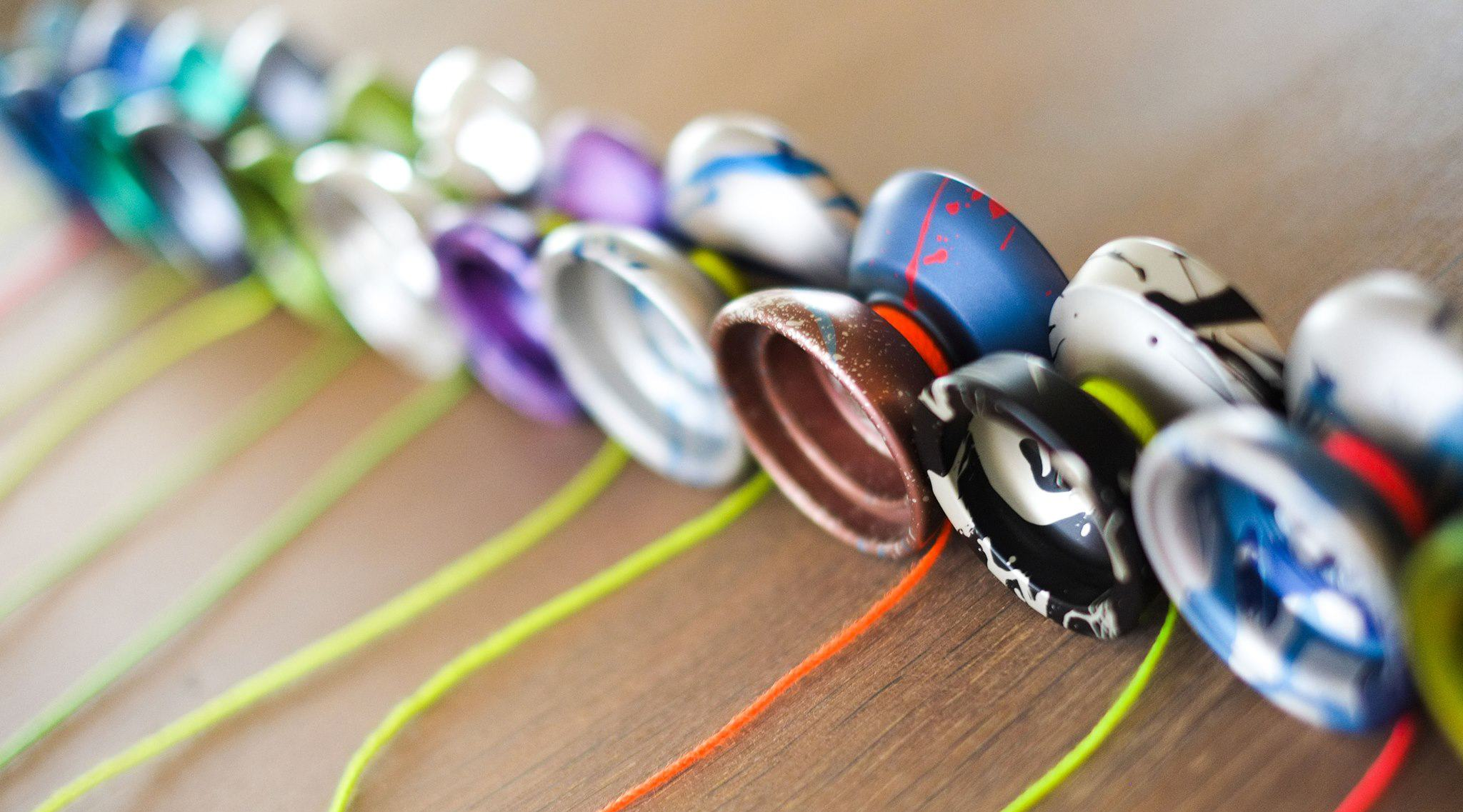 Professional yoyo championships in Burnaby this weekend